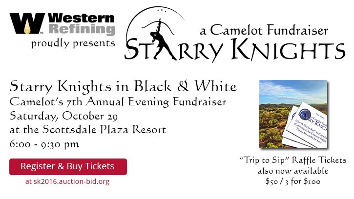 Western Refining proudly presents Starry Knights in Black & White5