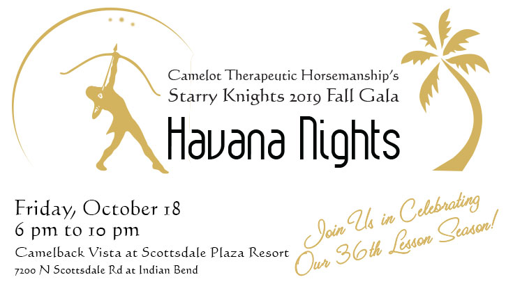 Starry Knights 2019 - Camelot's Fall Gala